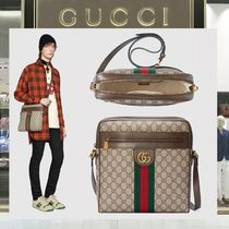 18-19AW GUCCI☆Ophidia GGシグネチャー メッセンジャーバッグ