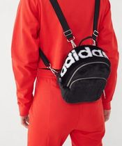 adidas Faux Fur Mini Backpack★ファー ミニ バックパック
