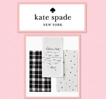 Kate Spade toast in a pinch キッチンタオルセット