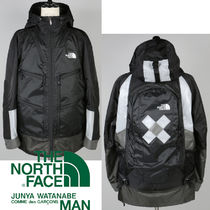 Junya Watanabe ×THE NORTH FACE TRAIL PACK CUSTOMIZED JACKET