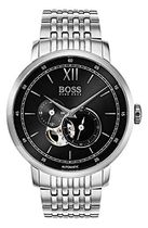 ヒューゴボスHUGO BOSS 腕時計 Signature Timepiece Watch Silve