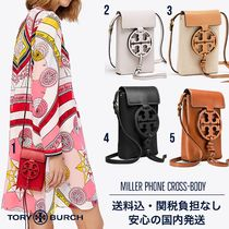 【新作セール】Tory Burch MILLER PHONE CROSS-BODY 国内発送♪