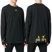 A-COLD-WALL(アコールドウォール) Tシャツ・カットソー 18/19AW A-COLD-WALL ロゴプリントカットソー