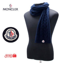 【52】 MONCLER 国内発送 値下げOK マフラー SCIARPA
