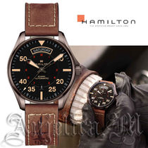★送料関税追跡込★Hamilton Khaki Aviation DAYDATE H64605531