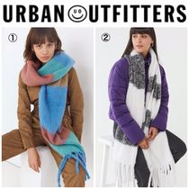 【URBAN OUTFITTERS】●日本未入荷● Striped Oblong Scarf