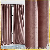 【送料込 anthropologie】ベルベット Velvet Louise Curtain