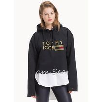 【2018-19AW】Tommy Hilfiger ICON クロップドパーカー