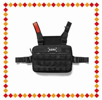 【関税・送料込】ASVR 0171. Trail Pack Chest Rig - Black