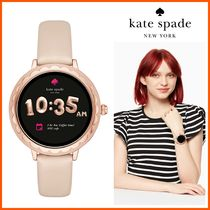 18-19AW!!☆kate spade☆scallop touchscreen smartwatch