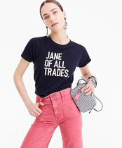 """J.Crew """"Jane of all trades""""  T-シャツ"""