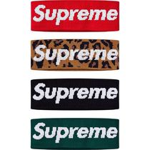 8 WEEK Supreme FW 18 New Era Big Logo Headband