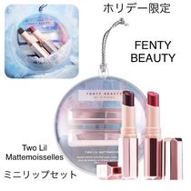 限定☆FENTY BEAUTY☆Two Lil Mattemoiselles☆ミニリップセット