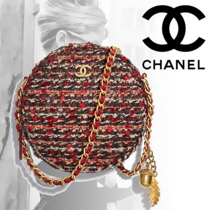 CHANEL ショルダーバッグ・ポシェット CHANEL 18-19 AW Pochette avec chaine classique ... 1a46b45c1a2