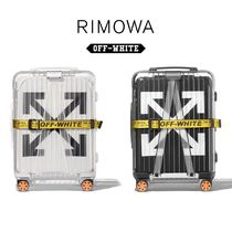 "OFF-WHITE × RIMOWA ""See Through"" - オフホワイト リモワ"