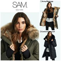 【SAM NEW YORK】♡18-19FW最新♡LUXE DOWNTOWN