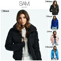 【SAM NEW YORK】♡18-19FW♡MATTE FREESTYLE BOMBER