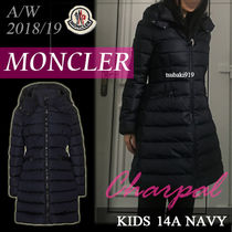 MONCLER(モンクレール) キッズアウター 大人もOK! ★MONCLER KIDS★ CHARPAL ネイビー 14A