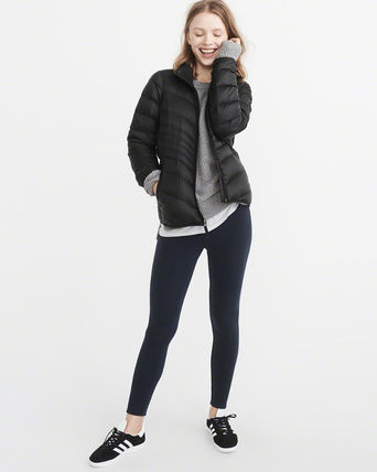 Abercrombie & Fitch ジャケット PACKABLE DOWN PUFFER(2)