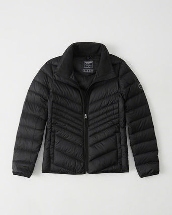 Abercrombie & Fitch ジャケット PACKABLE DOWN PUFFER(5)