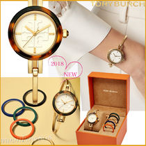 【人気作☆SALE】Tory Burch GIGI BANGLE WATCH