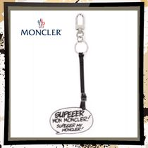 ★MONCLER《モンクレール》スローガンキーリング  送料込み★