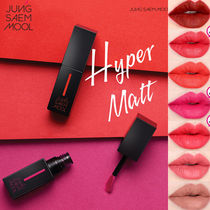 高発色♪JUNGSAEMMOOL■High Tinted Lip Lacquer Hyper Matt