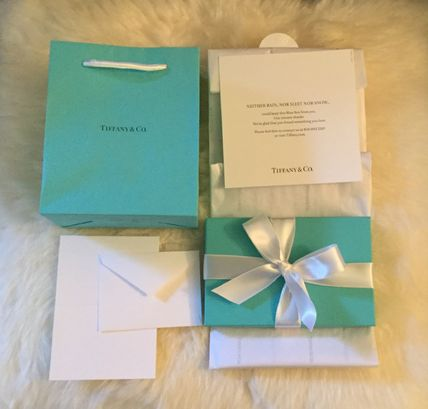 限定品★Tiffany& Co 2019 Pocket Planner★即発可能