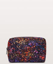 lululemon☆All Your Small Things Pouch Mini / Flowerescent