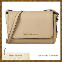 SALE! ★marc jacobs レザークロスボディーバッグ