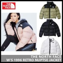 【THE NORTH FACE】W'S 1996 RETRO NUPTSE JACKET 4色 NJ1DJ83