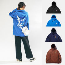 Default(デフォルト) パーカー・フーディ 【Default】CIRCLE PRINTING LOGO HOOD(4color) - UNISEX