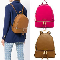 即発★MICHAEL KORS★RHEA ZIP MD BACKPACK バックパック