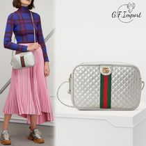 【VIP SALE!!】GUCCI☆GGロゴ付き クロスボディバッグ