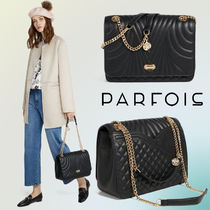 【NEW COLLECTION☆】クロスバッグ【チェーンが上品♪】