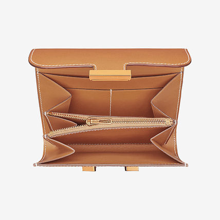 HERMES 折りたたみ財布 18AW  新作エルメス  Portefeuille Constance compact 財布(3)