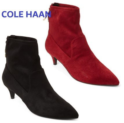 Sale! Cole Haan Harlow Stretch Ankle Booties