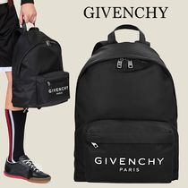 GIVENCHY(ジバンシィ) バックパック・リュック GIVENCHY ロゴ ナイロン バックパック