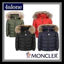 MONCLER☆18AW☆NEW BYRONダウンジャケット 4A-6A