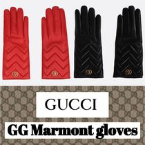 [ GUCCI(グッチ) ]GG Marmont グローブ