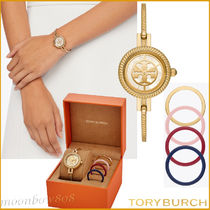 【日本未入荷☆SALE】Tory Burch GIGI BANGLE WATCH