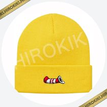18AW /Supreme Cat in the Hat Beanie ニット帽 キャット Yellow