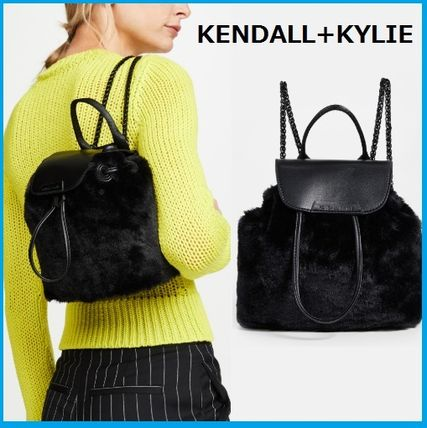 Kendall + Kylie バックパック・リュック ☆KENDALL+KAYLIE☆Poppy Mini Backpack☆ ... 55910b4a35