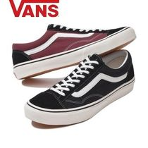 ☆国内正規品 送料無料 VANS OLD SKOOL OG V36OG WINE/BLK/MULTI