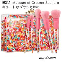 Sephora×Museum of Ice Cream Sprinkle Pool Brush Set