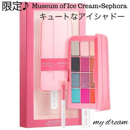 Sephora×Museum of Ice Cream Dream Team Pigment Palette
