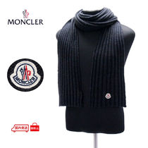 【53】 MONCLER 国内発送 クーポン発行可 マフラー SCIARPA