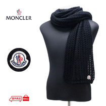 【54】 MONCLER 国内発送 値下げOK マフラー SCIARPA