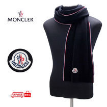 【55】 MONCLER 国内発送 クーポン発行可 マフラー SCIARPA