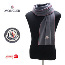 【56】 MONCLER 国内発送 クーポン発行可 マフラー SCIARPA